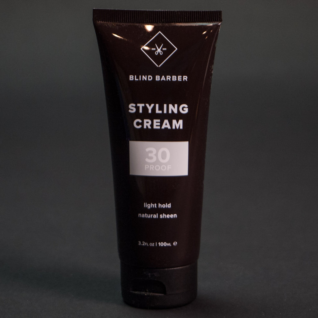 Blind Barber 30 Proof Styling Cream at The Lodge