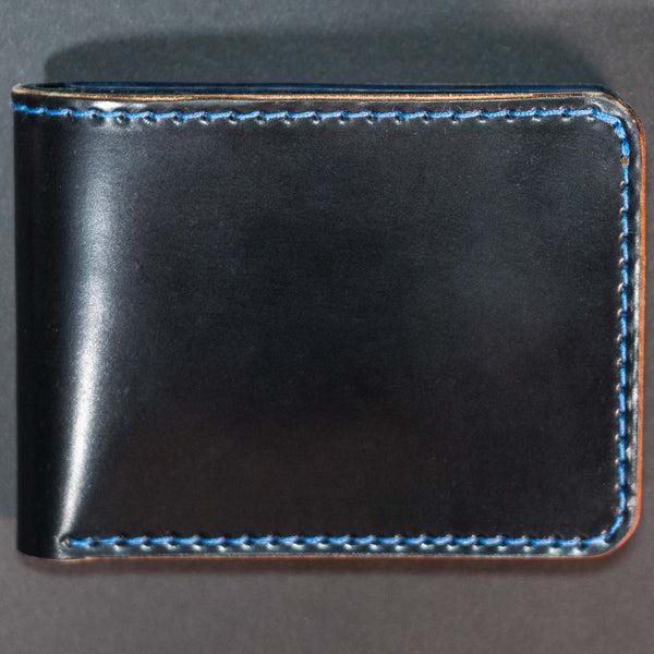 Boulevard East Horween Shell Cordovan Billfold Wallet at The Lodge