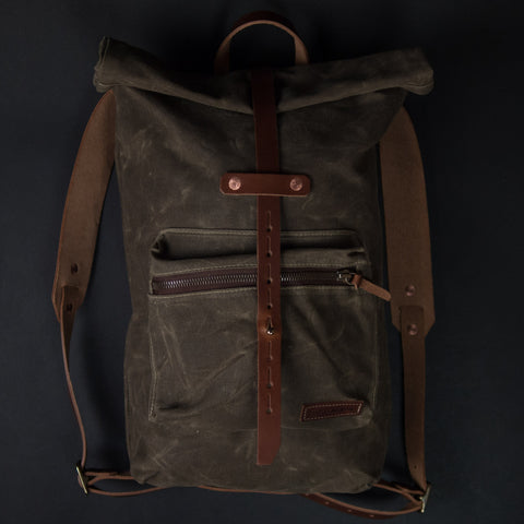 Bradley Mountain Field Tan Day Pack at The Lodge