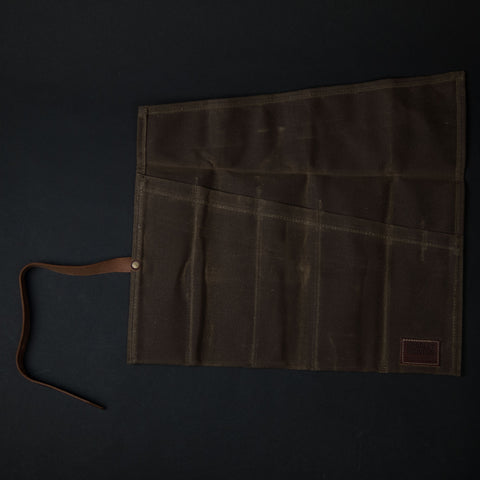 Bradley Mountain Field Tan Tool Roll at The Lodge