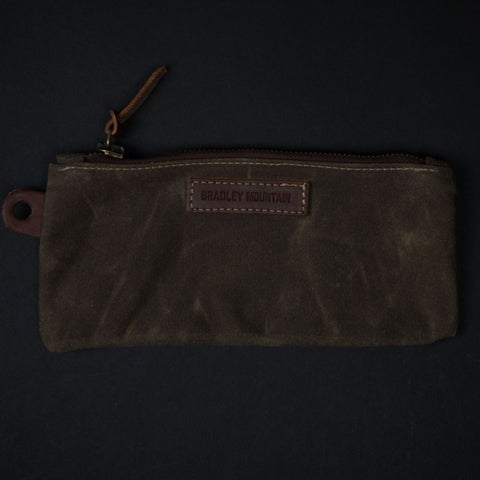 Bradley Mountain Field Tan Zip Organizer at The Lodge