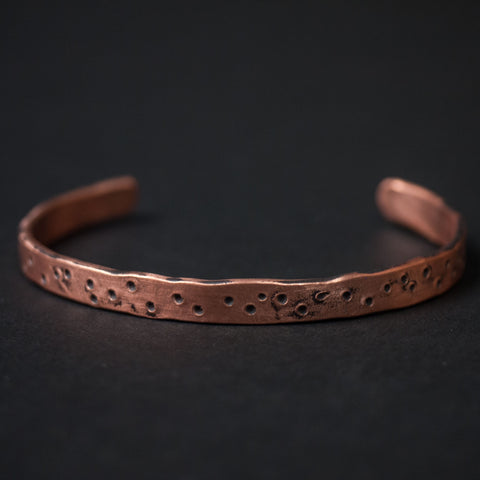 Cause & Effect 19th Hole Copper Bracelet at The Lodge
