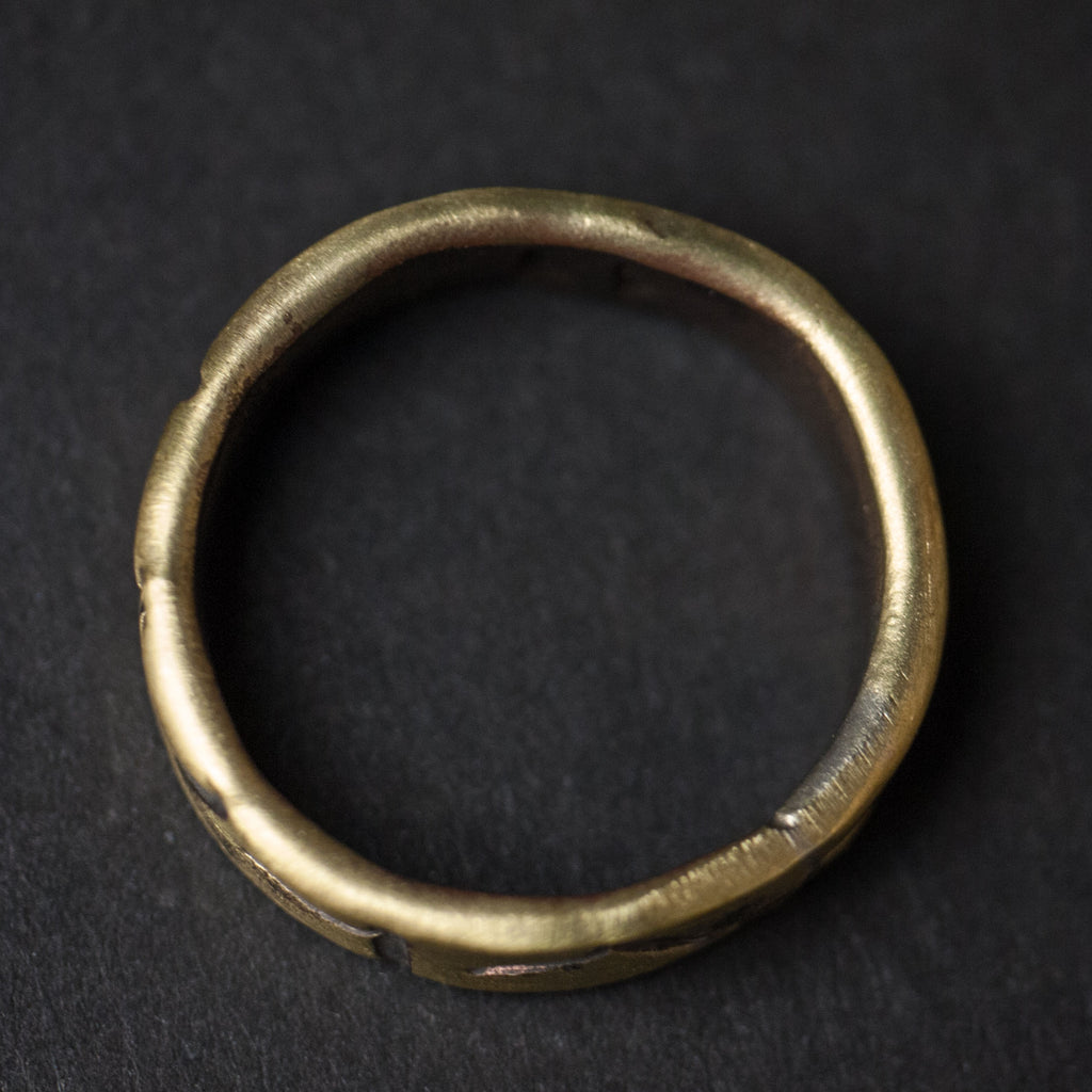 BRASS CIGARS RING