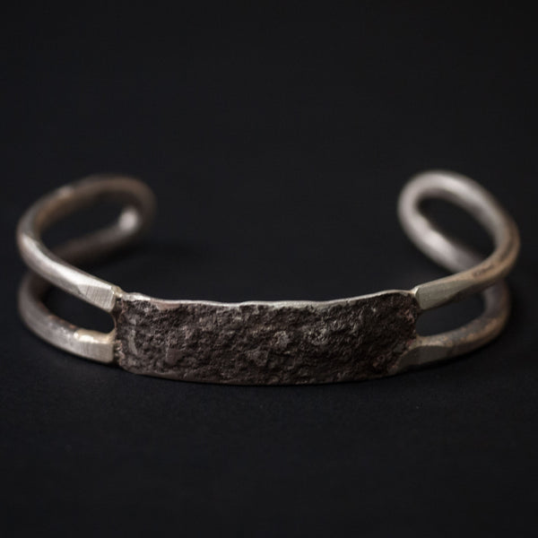 Cause & Effect Rotella Sterling Silver Cuff at The Lodge
