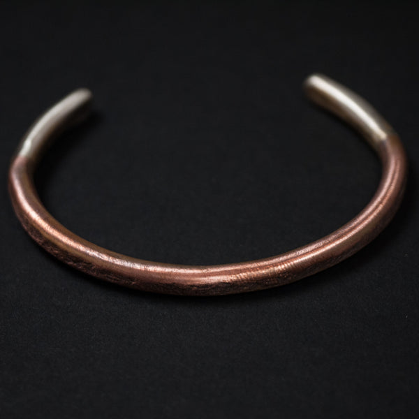 Cause & Effect Linden Copper with Sterling Silver Cuff Bracelet at The Lodge