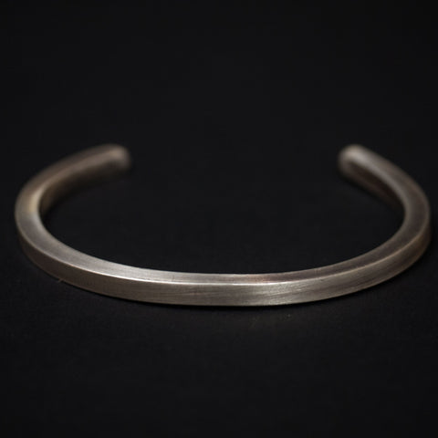 Cause Effect Soho Sterling Silver Cuff at The Lodge