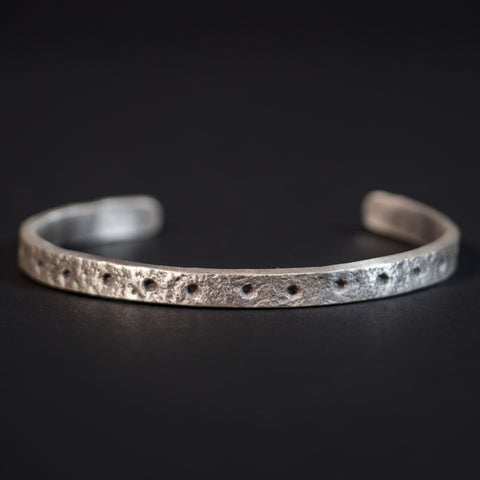 Cause & Effect Constellation Sterling Silver Dots Bracelet at The Lodge