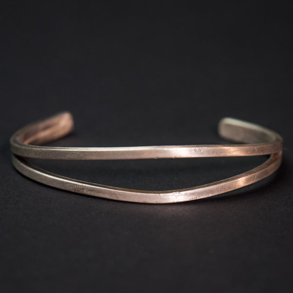 Cause & Effect Sterling Silver Arches Bracelet at The Lodge