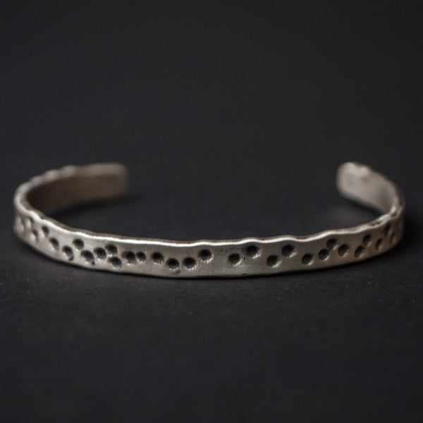 Cause & Effect 19th Hole Sterling Silver Bracelet at The Lodge