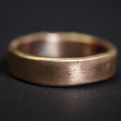 Cause & Effect Brass Ashe Men's Ring at The Lodge