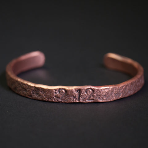 Cause & Effect Copper Men's Bracelet 212 at The Lodge