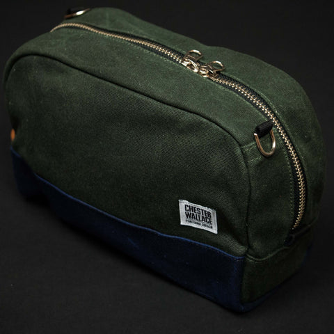 Chester Wallace Dopp Kit Evergreen at The Lodge
