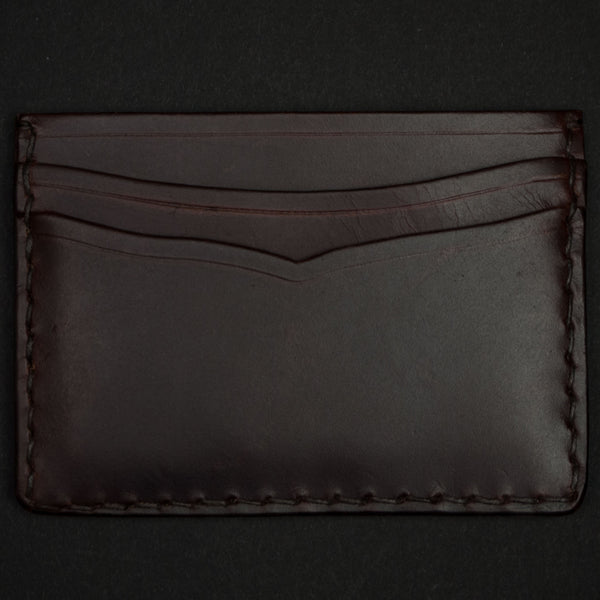 Coronado Brown Card Case Wallet at The Lodge