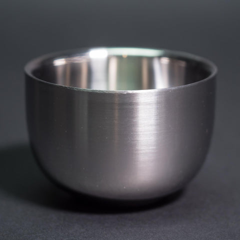 Crux Stainless Steel Shave Bowl at The Lodge
