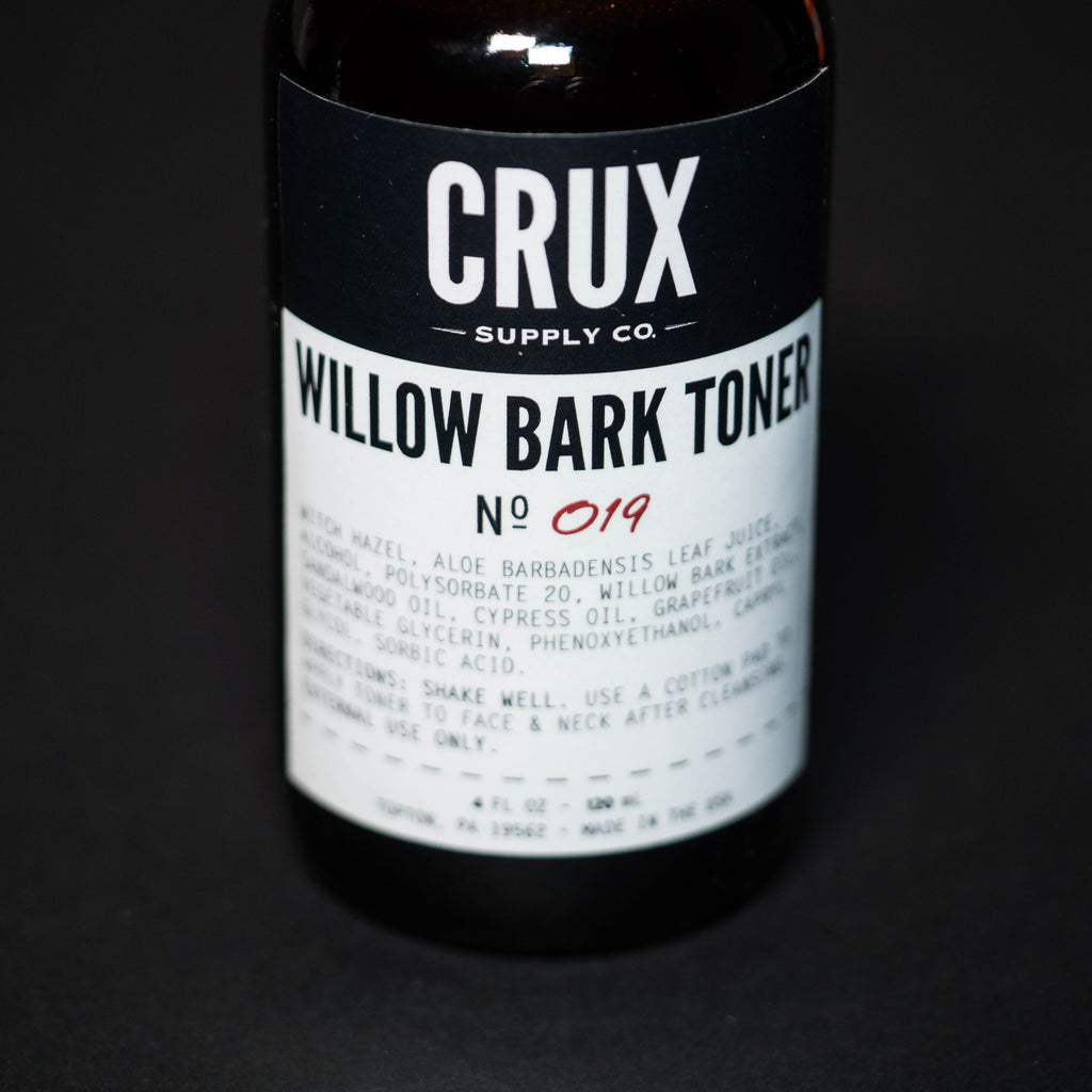 CRUX WILLOW BARK TONER