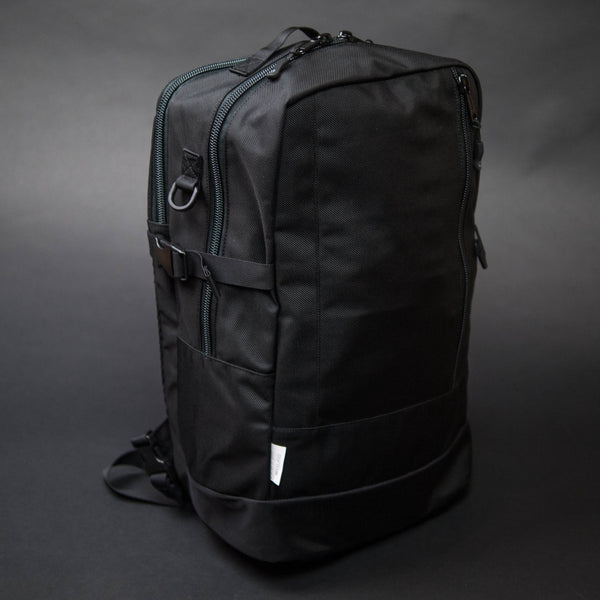 DSPTCH Black Daypack at The Lodge