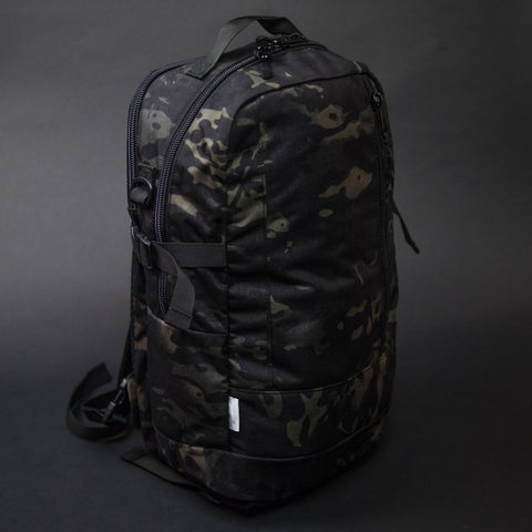 DSPTCH Black Camo Daypack at The Lodge
