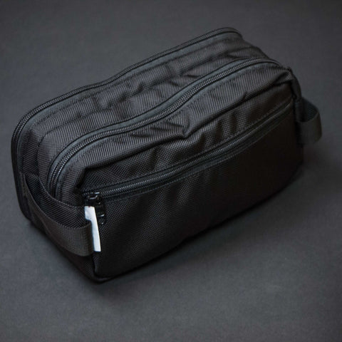 DSPTCH Black Dopp Kit at The Lodge
