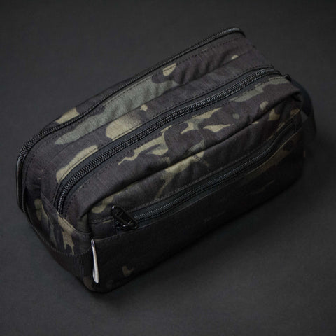 DSPTCH Black Camo Dopp Kit at The Lodge