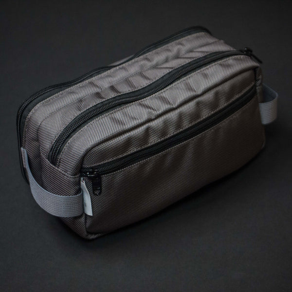 DSPTCH Grey Dopp Kit at The Lodge