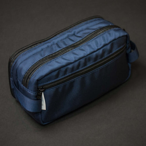 DSPTCH Navy Dopp Kit at The Lodge