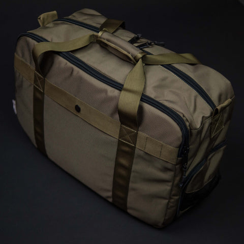 DSPTCH Moss Duffel Bag at The Lodge