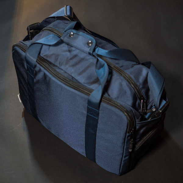 DSPTCH Gym Duffel Bag Navy at The Lodge Man Shop