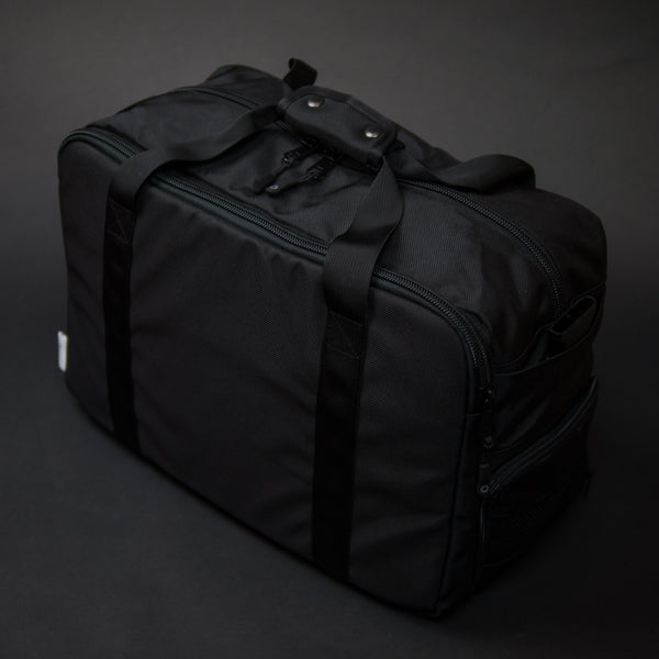 DSPTCH Black Gym/Work Duffel at The Lodge