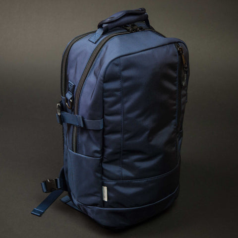 DSPTCH Navy Daypack at The Lodge