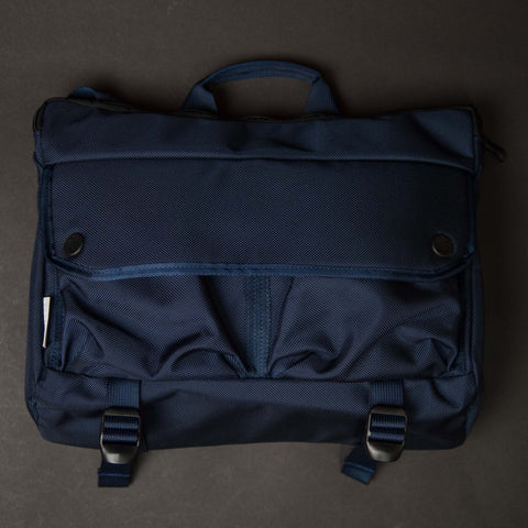 DSPTCH NAVY SHOULDER BAG