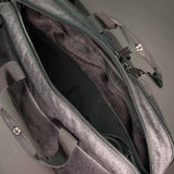 CHARCOAL TWILL DSPTCH UTILITY BRIEFCASE