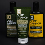 DUKE CANNON 2-IN-1 HARD WORKING CLEAN HAIRWASH - THE LODGE  - 4
