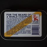 DUKE CANNON BEST DAMN BEARD BALM REDWOOD SCENT