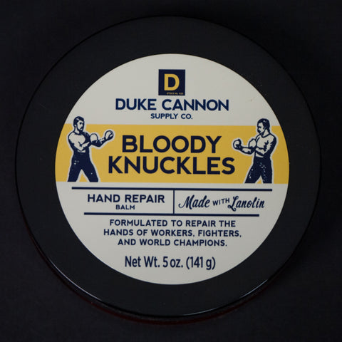 DUKE CANNON BLOODY KNUCKLES HAND REPAIR - THE LODGE  - 1