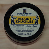 DUKE CANNON BLOODY KNUCKLES HAND REPAIR - THE LODGE  - 4