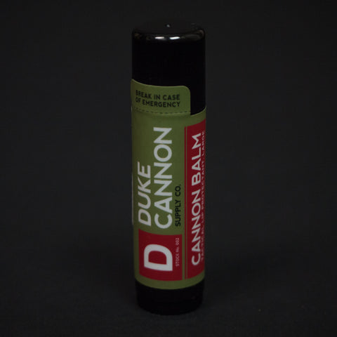 DUKE CANNON LIP BALM - THE LODGE  - 1