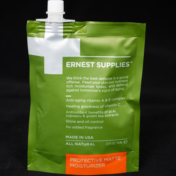 ERNEST SUPPLIES PROTECTIVE MOISTURIZER - THE LODGE  - 1