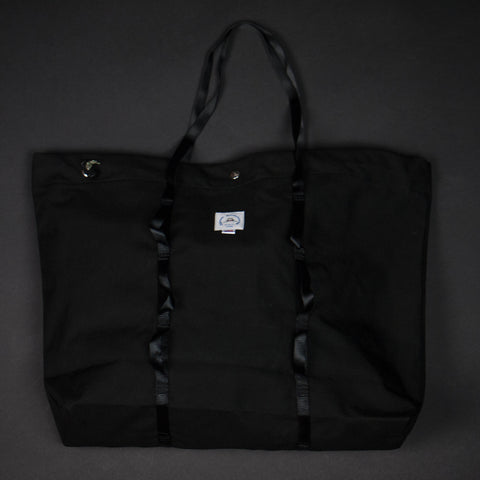 EPPERSON LARGE CLIMB TOTE BLACK - THE LODGE  - 1