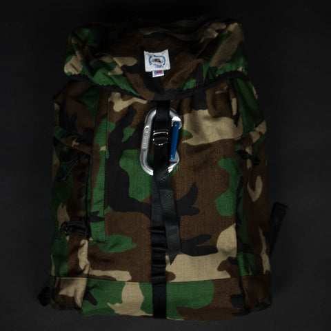 EPPERSON LARGE CLIMB PACK CAMOUFLAGE - THE LODGE  - 1