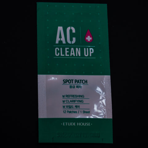 Etude House AC Clean Up Spot Patch at The Lodge