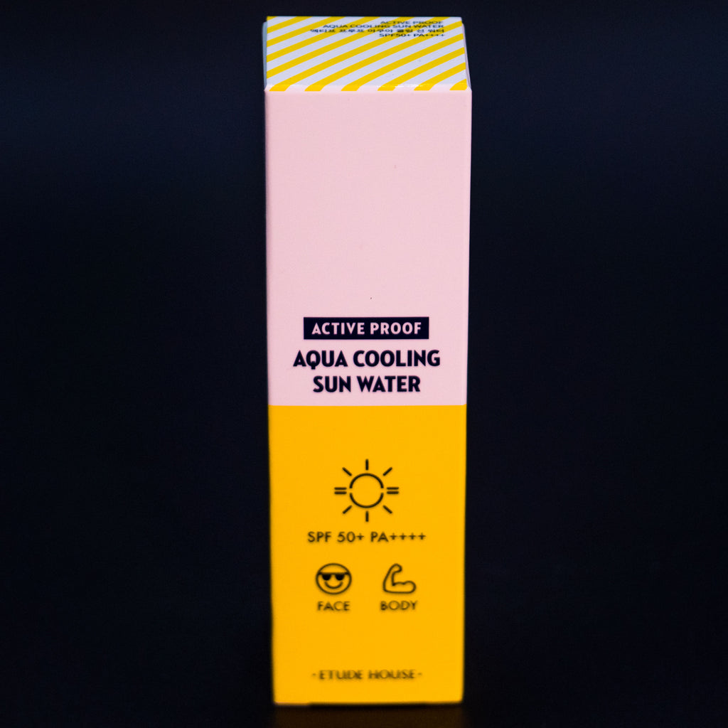 ACTIVE PROOF AQUA COOLING WATER SPF 50