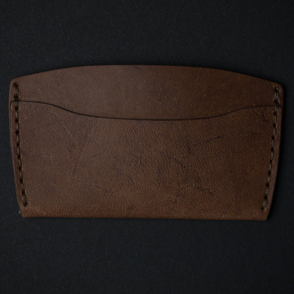 Ezra Arthur Whiskey #3 Slim Card Wallet at The Lodge