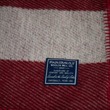FARIBAULT AMERICAN FLAG WOOL THROW - THE LODGE  - 4