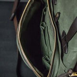 FILSON PADDED LAPTOP BAG OLIVE - THE LODGE  - 10