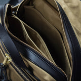 FILSON PADDED LAPTOP BAG TAN - THE LODGE  - 6