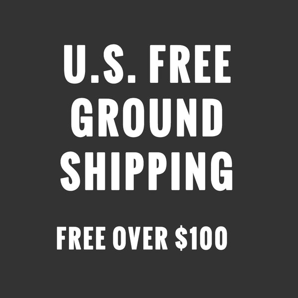USA CONTINENTAL US GROUND SHIPPING- FREE - THE LODGE