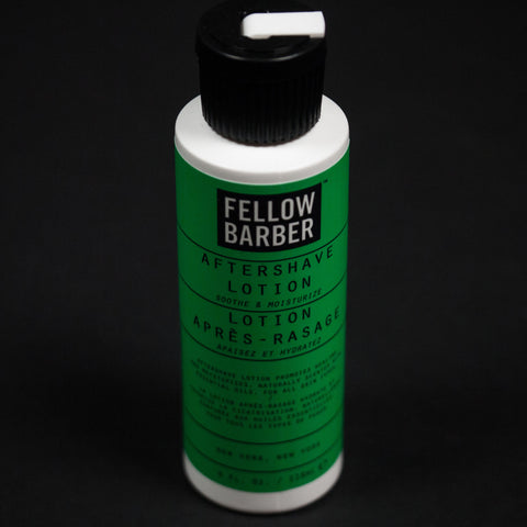 FELLOW BARBER AFTERSHAVE LOTION - THE LODGE  - 1