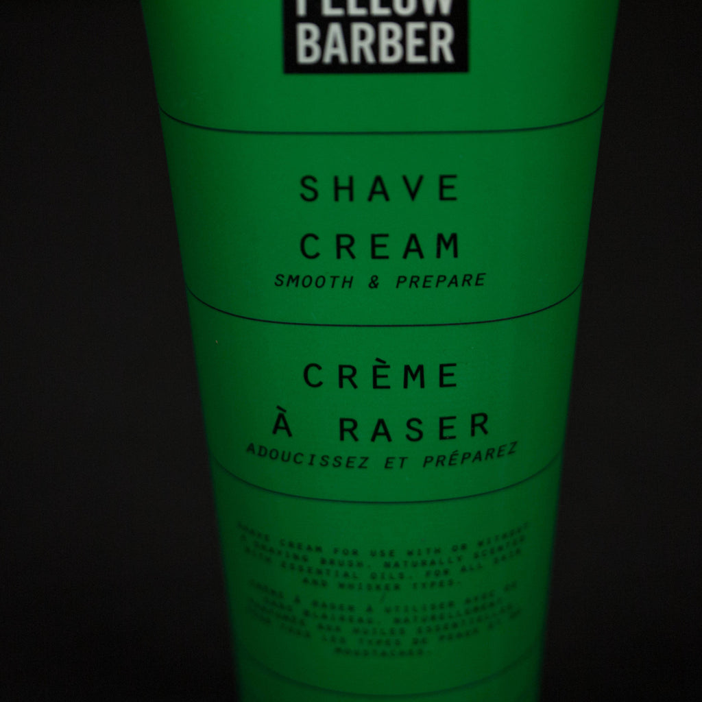 FELLOW BARBER SHAVE CREAM - THE LODGE  - 2