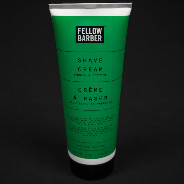FELLOW BARBER SHAVE CREAM - THE LODGE  - 1
