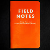 FIELD NOTES EXPEDITION WATER-RESISTANT 3 PACK - THE LODGE  - 2